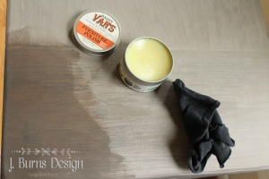 Daddy Van's Orange Oil Wax