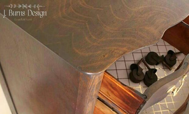 antique serpentine chest of drawers jburnsdesign